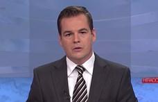 Bruttó 1,7 milliót keres a híradós, aki Hadházy akcióját bunkónak nevezte