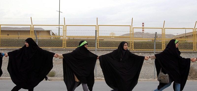 Irán nem ért egyet az ellene hozott szankciókkal
