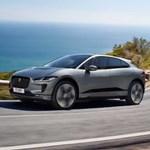 Máris felfrissült a 2019-es Év Autója, a Jaguar I-Pace villanyautó