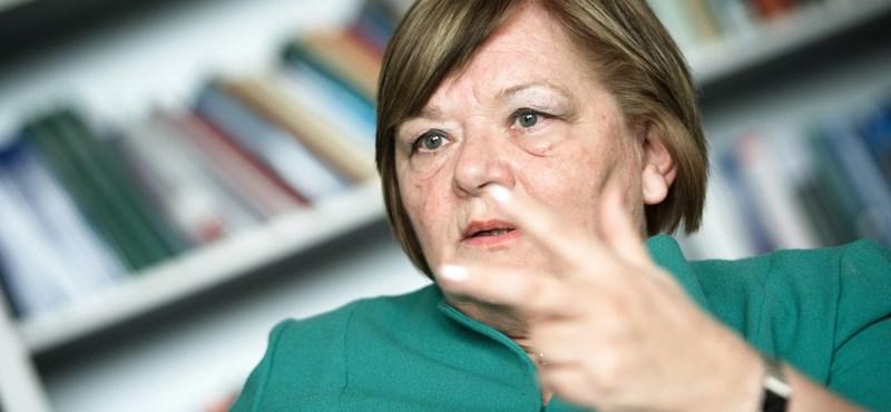 """""""Az iskolák egy része leragadt a múlt században"""" - megszólalt Csépe Valéria"""
