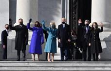 Joe Biden letette a hivatali esküt - minden hír az elnöki beiktatásról