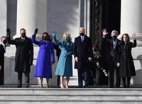 Joe Biden letette a hivatali esküt - kövesse velünk élőben az elnöki beiktatást