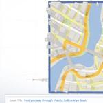 Érdemes kipróbálni: ingyenes Google Mapses labirintus játék