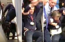 Ügyészség: a képviselők voltak rendbontók az MTVA-ban, a biztonsági őrök jogszerűen jártak el