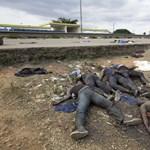 Kölcsönösen mészárolták egymás híveit Elefántcsontparton