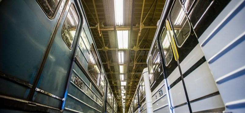 Végtelen történet: megint lefújtak egy metrótendert