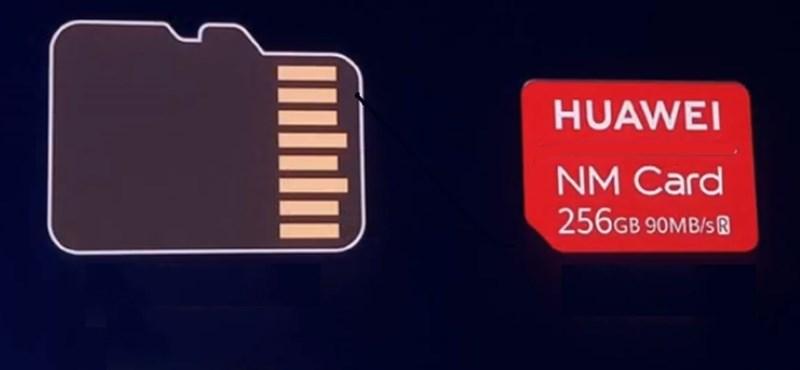 Tech: Előrukkolt valamivel a Huawei: leváltaná a microSD