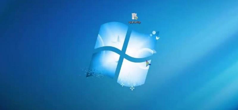 Régebbi Windows van a gépen? Veszélyes kártevőt fedeztek fel