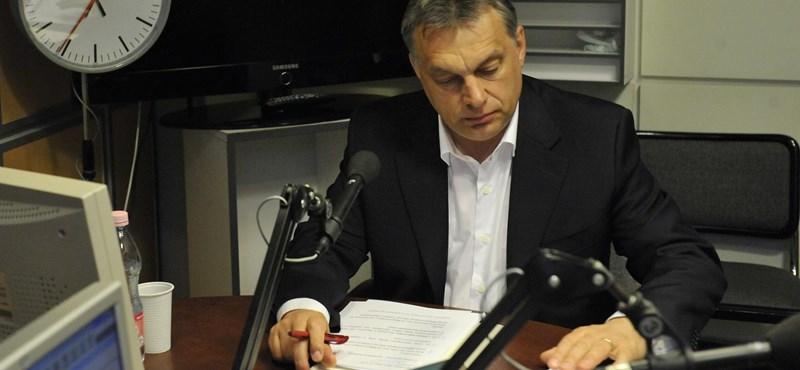 Orbán gondoskodik a pórul járt trafikosokról
