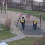 Kétszáz rendőr keresi Ürömön a bankrobbantót