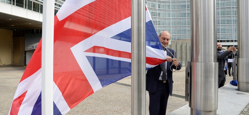 Áldását adta a Brexitre a brit parlament alsóháza