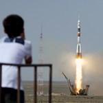 Kikötött az ISS-en a Jurij Gagarin-űrhajó