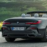 A BMW megcsinálta: itt az első nyitható tetejű 8-as