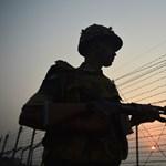 Újabb indiai-pakisztáni háború kitörésével fenyeget a kasmíri helyzet