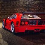 Szuperritka Ferrari F40 LM keresi új gazdáját