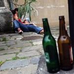 Az EU-ban majdnem nálunk a legolcsóbb az alkohol