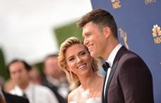 Scarlett Johansson a járvány közepén férjhez ment, és ezt egy szokatlan helyről tudtuk meg