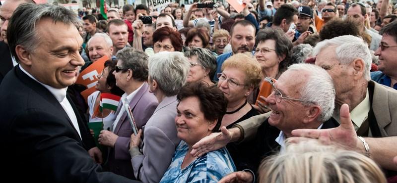 Az utalvány mellé Orbán-levelet is kapnak karácsonyra a nyugdíjasok