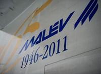 Nem lett ócskavas a legendás Malév-gép