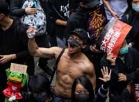 Kína átlépte a Rubicont Hongkong ügyében?