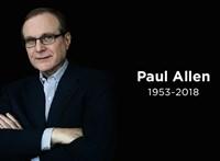 """""""Hiányozni fogsz"""" – így búcsúzott a Microsoft elhunyt társalapítójától Bill Gates, Tim Cook és a többiek"""