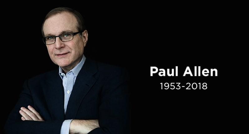 65 éves korában meghalt a Microsoft társalapítója, Paul Allen, akinek még nagy tervei voltak