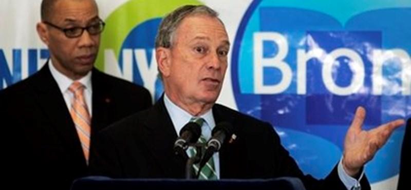 Bloomberg kettős élete: leleplezték New York polgármesterét