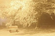 Kékestetőn és Dobogókőn már havazik