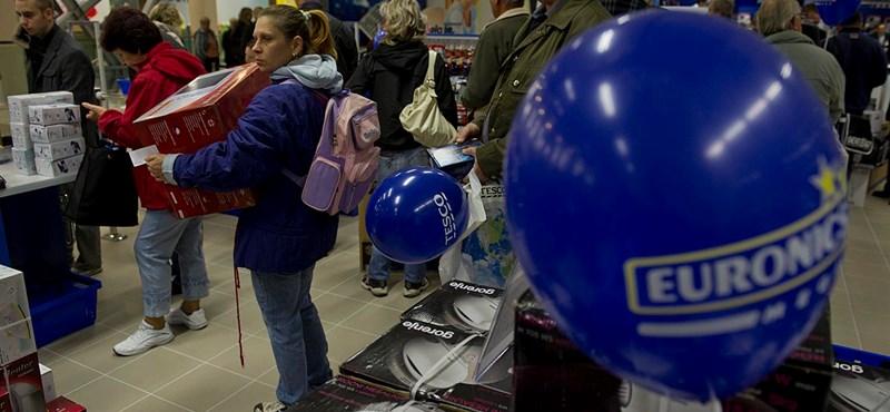 Komoly problémákat talált a magyar Euronics áruházak üzemeltetőjénél a felügyelet