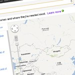 Google Maps - nézze meg hol lesz földrengés