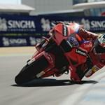 Nyélgázon: kipróbáltuk az eddigi legjobb motoros játékot, a MotoGP 21-et