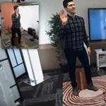 Ezzel 3D-s lesz a Skype, mintha egymás mellett beszélgetnénk – videó