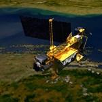 Gyorshír: A NASA megerősítette, lent van a műhold