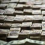 Megfulladnak a pénzben a gazdagok