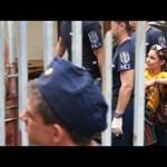 Így számolták fel a ligetvédők táborát – videó