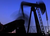 Ismét négyéves csúcson a nyersolaj ára