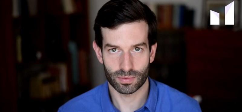 Fekete-Győr András is az amerikai Forbes listáján