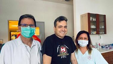 111 nap kórház után meggyógyult a koronavírusos fideszes képviselő