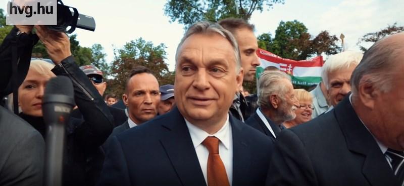 Negyedszerre sem válaszolt nekünk Orbán Viktor a kaotikus templomavatón