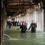 24 óra alatt egy métert emelkedett a Pó vízszintje - Ítéletidő tombol Olaszországban