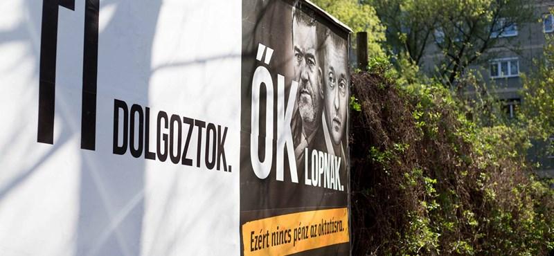 Olyan hirdetéssel jött ki az egyik magyar webáruház, hogy a Jobbik adja a másikat