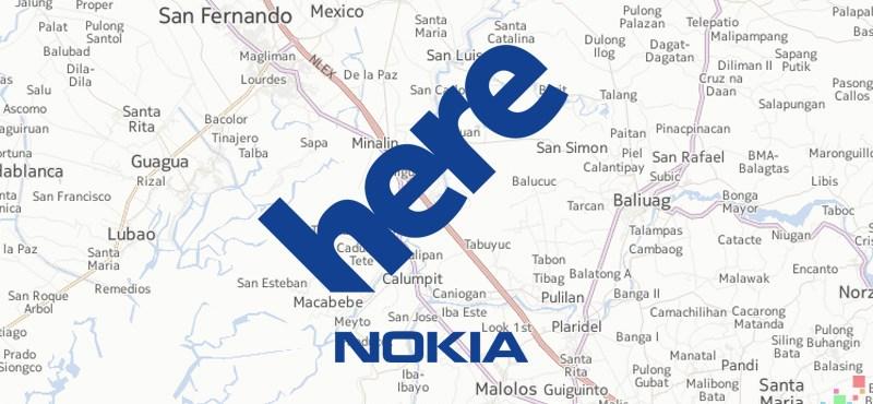 A Mercedes-BMW-Audi veheti meg a Nokia HERE navigációt