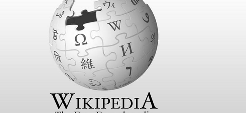Világrekord: egy férfi – egymillió Wikipédia szócikk