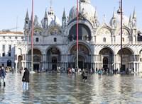 Súlyos károkat okozott a tengervíz a velencei Szent Márk-székesegyházban