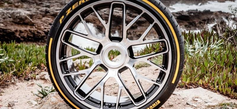 Itt a Pirelli okosgumija, ami az internetre csatlakozik