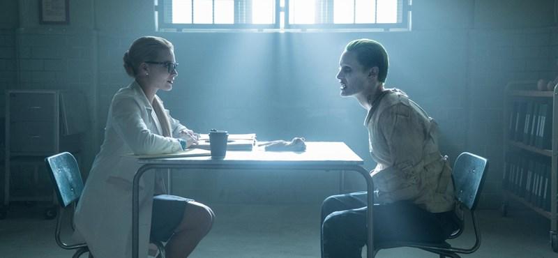 Joker vezérletével szöknek a főgonoszok – Suicide Squad-előzetes