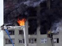 Eperjesi gázrobbanás: hat embert még mindig keresnek