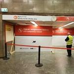 Egy metrókijárattal kevesebb lett a Deák téren, de ennek most örülni lehet