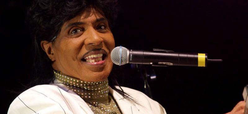 Meghalt Little Richard