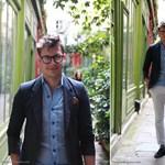 Ez a divat: Férfiak Párizsból